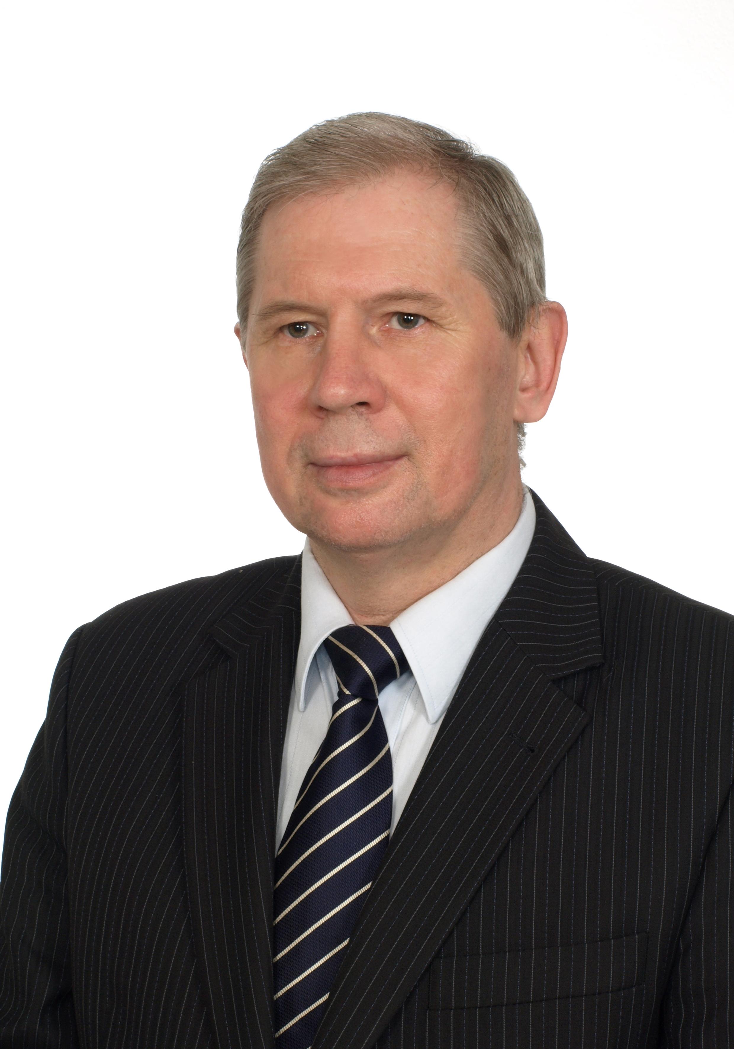 Prezes Stowarzyszenia Absolwentów WSAP Wiesław Maksjan