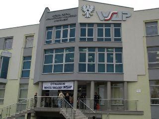Budynek WSAP w Ostrołęce